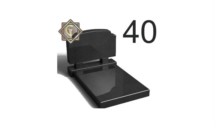 Гранит №40 / от 30000 руб.