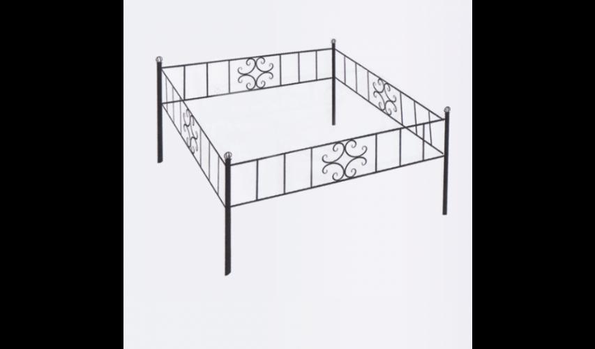 Ограда №27  цена 800 руб./ п.м