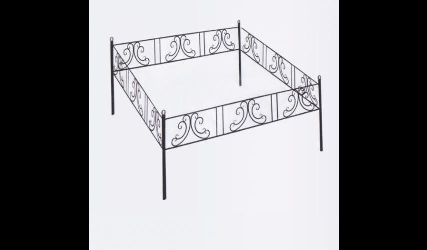 Ограда №32  цена 1200 руб./ п.м