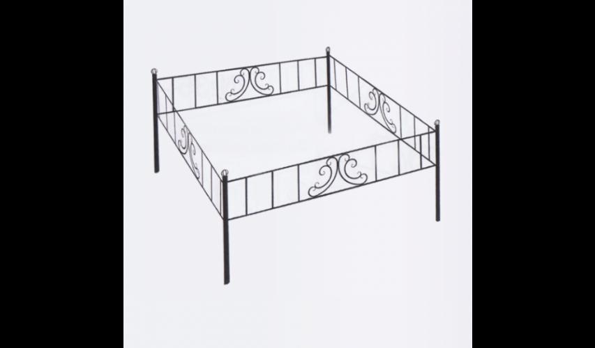 Ограда №33  цена 800 руб./ п.м