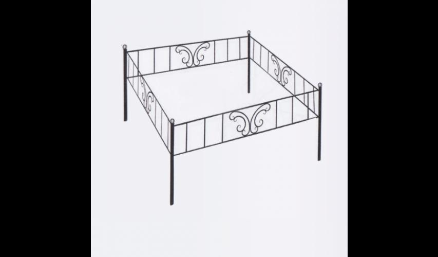 Ограда №35  цена 800 руб./ п.м