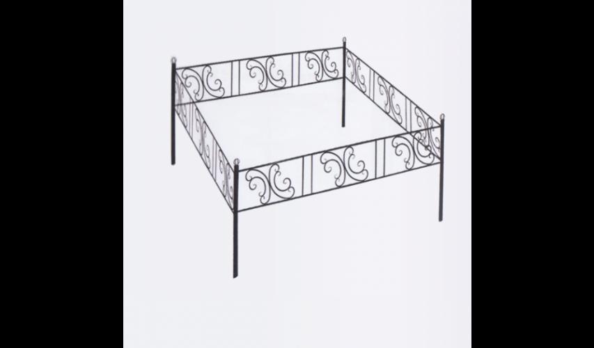 Ограда №38  цена 1200 руб./ п.м